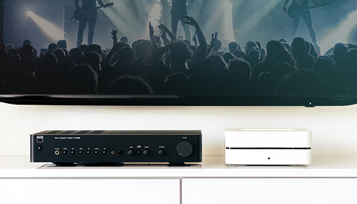 network hard drive music streamer
