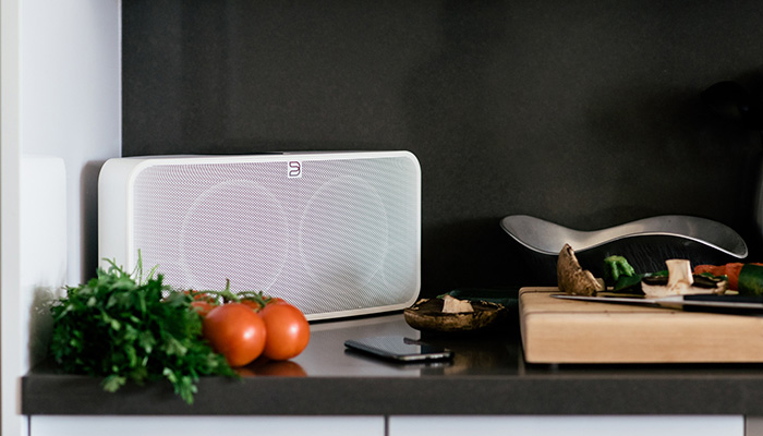 kitchen speaker wireless, WiFi, Bluetooth